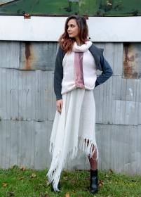 Model: Desislava Andonova Clothing design: Eco2Wear